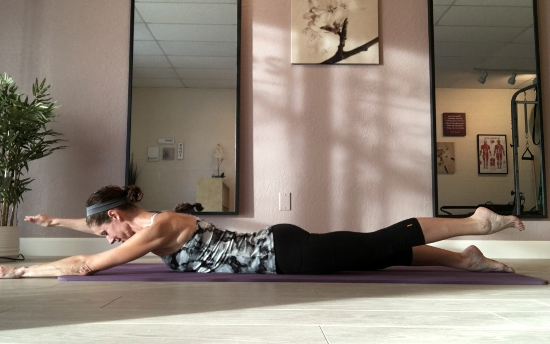 Pilates 101: How to Create a Strong and Long Spine