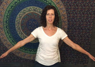 Shoulder Tension Release